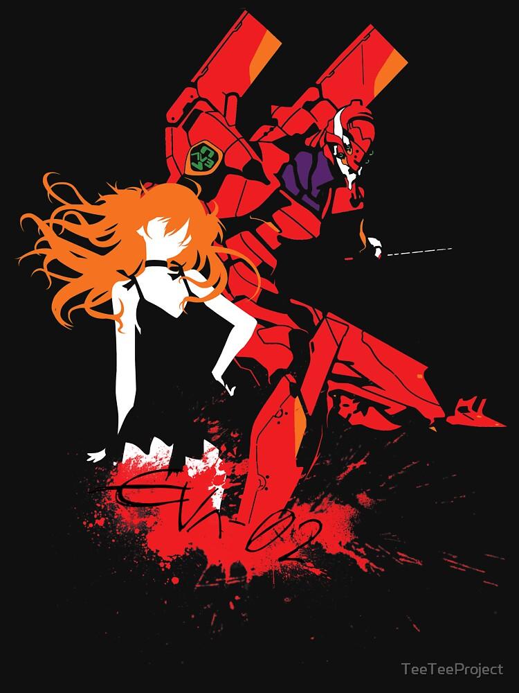 RedBubble: Evangelion Unit-02