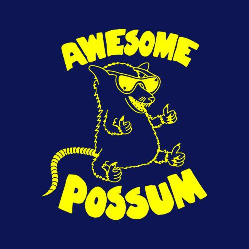 Five Finger Tees: Awesome Possum T-Shirt