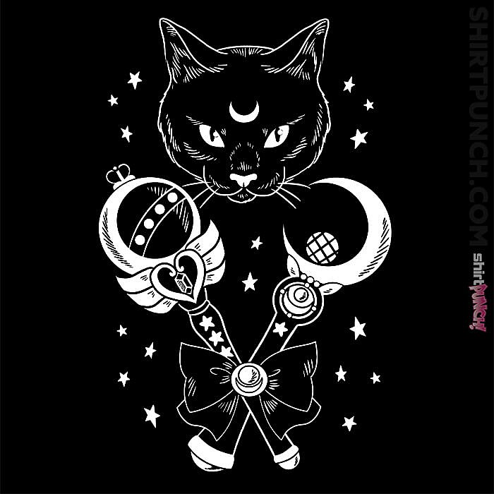 ShirtPunch: In The Name Of The Moon