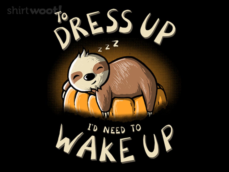 Woot!: Nappy Halloween