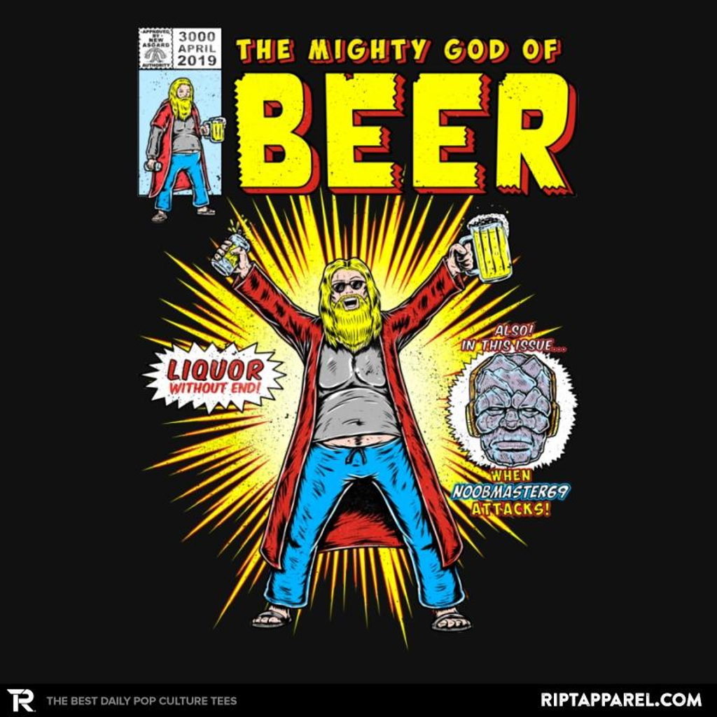 Ript: Mighty God of Beer
