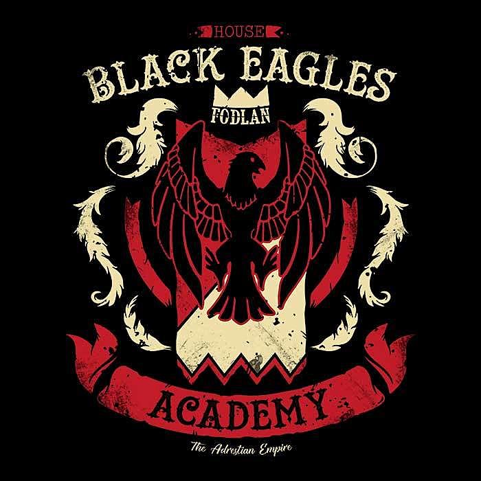 Once Upon a Tee: Black Eagle's Academy