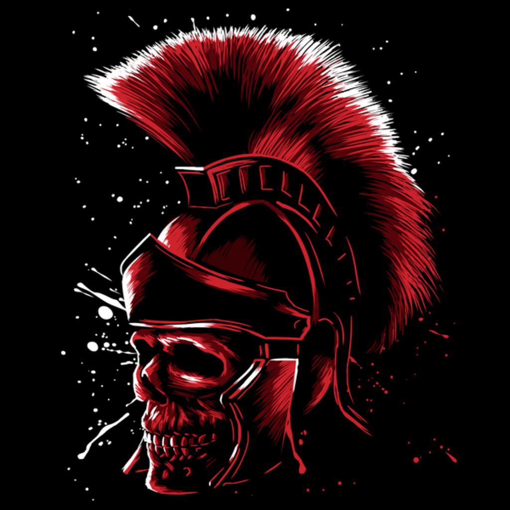NeatoShop: Roman skull