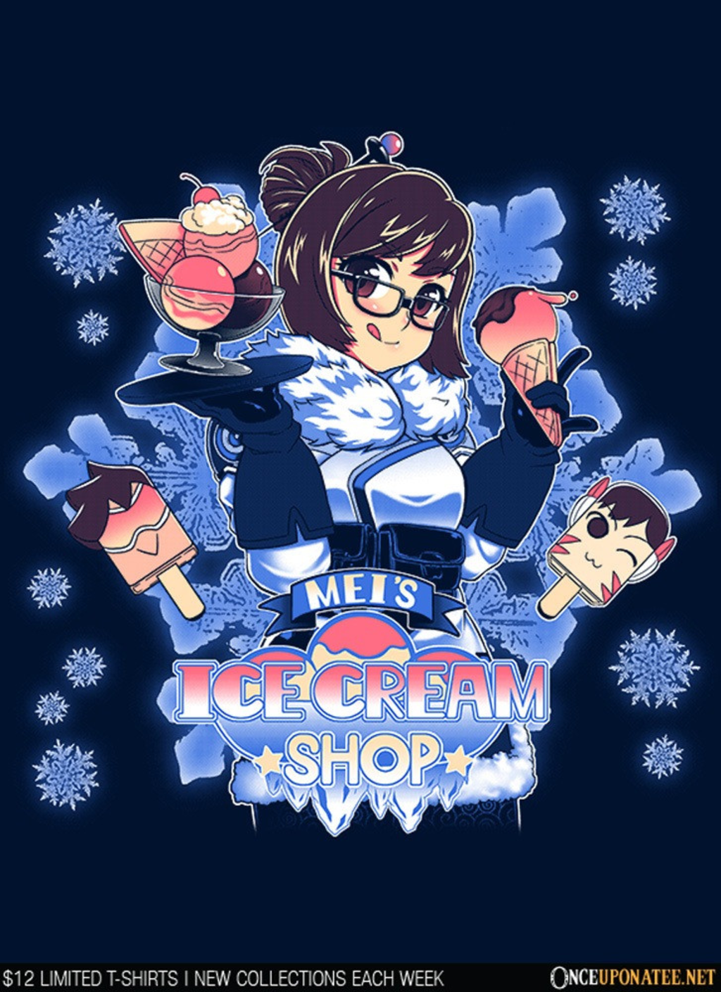 Once Upon a Tee: Mei's Ice Cream