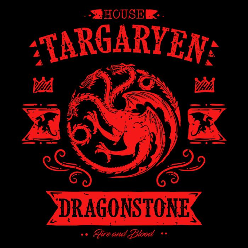 Once Upon a Tee: The Red Dragon