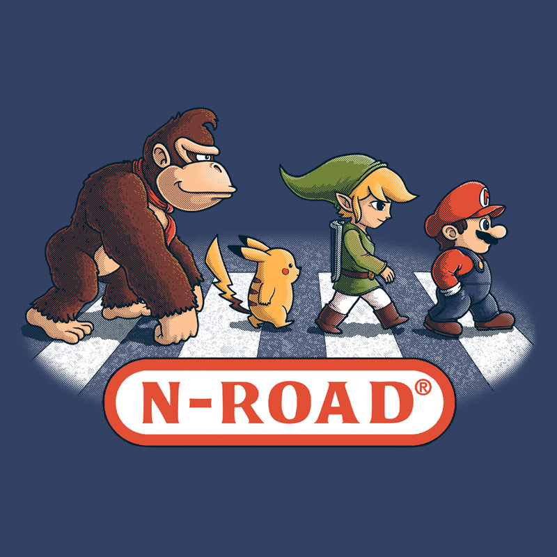 Pampling: Nintendo Road