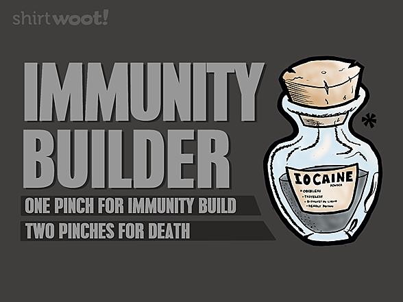 Woot!: Immunity Builder