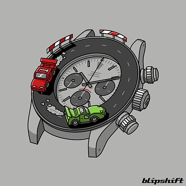blipshift: Track Time