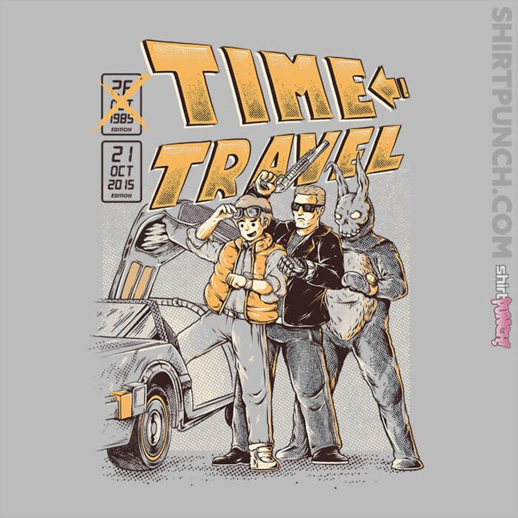 ShirtPunch: Time Travel