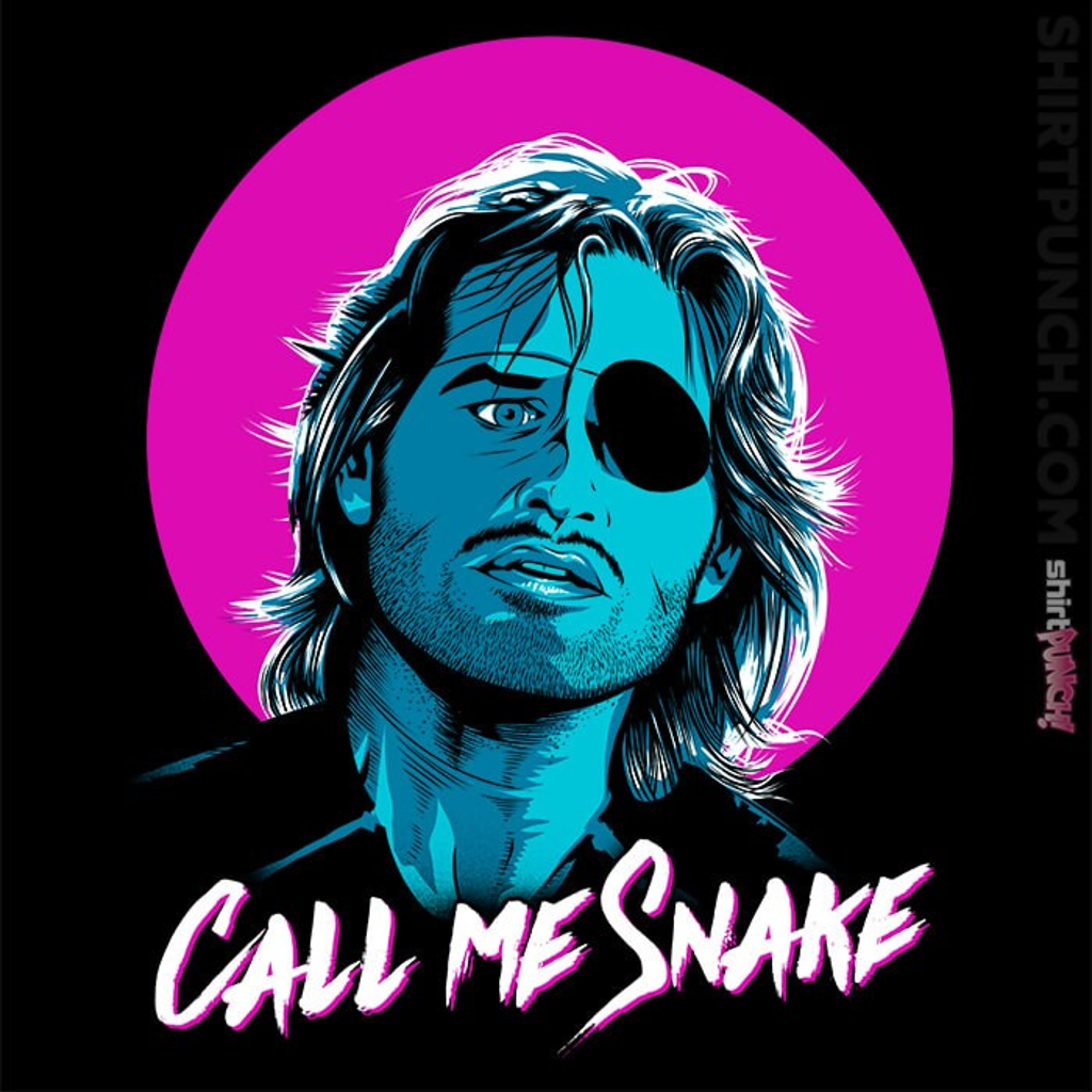 ShirtPunch: Call Me Snake