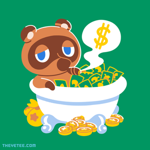The Yetee: Bank Bath