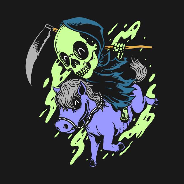 TeePublic: Death