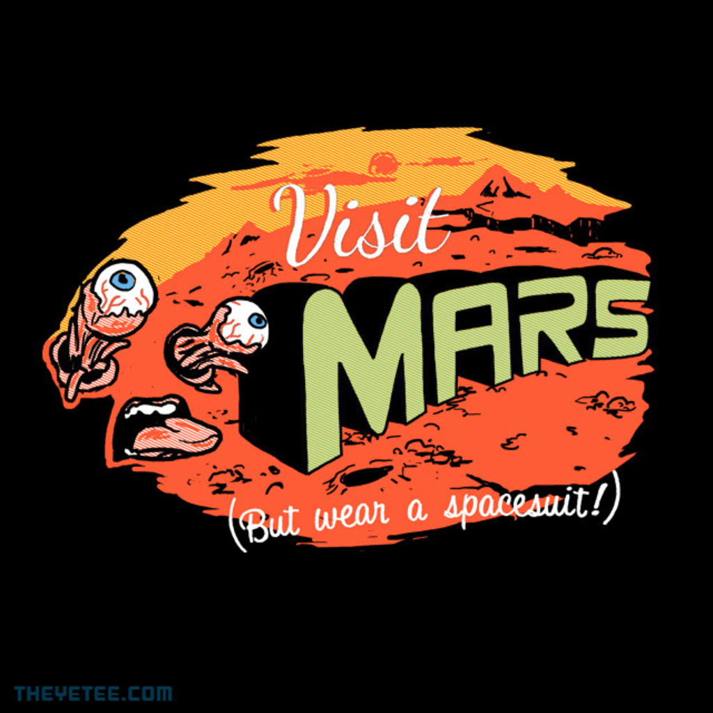 The Yetee: Get To Mars