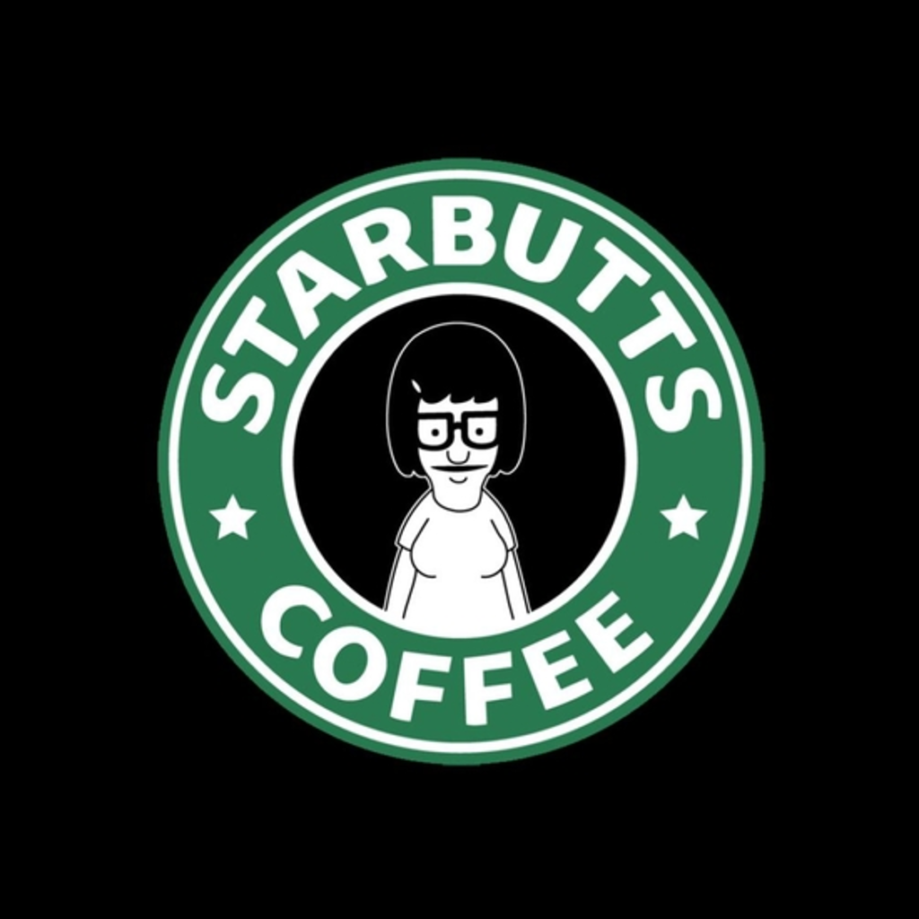BustedTees: Starbutts Coffee