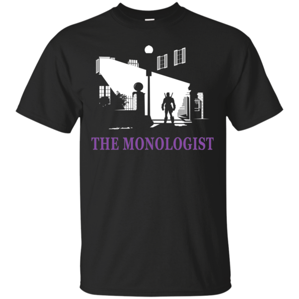 Pop-Up Tee: The Monologist