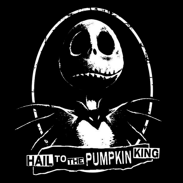 Tee11: Pumpkin King