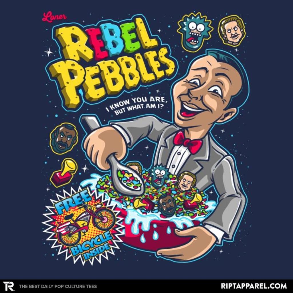 Ript: Rebel Pebbles