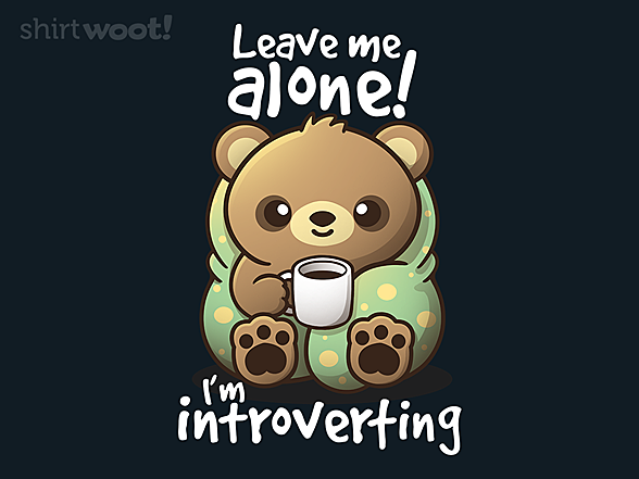 Woot!: Introverting Bear