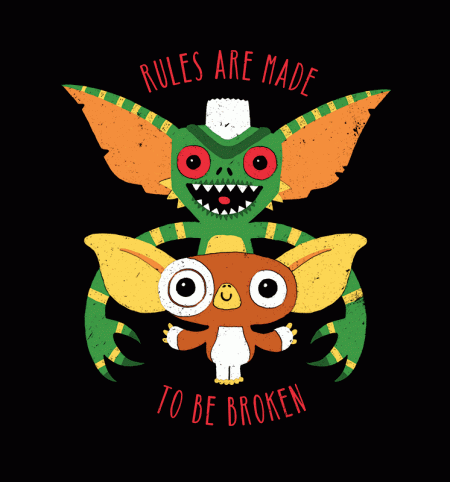 BustedTees: Rules Are Made To Be Broken