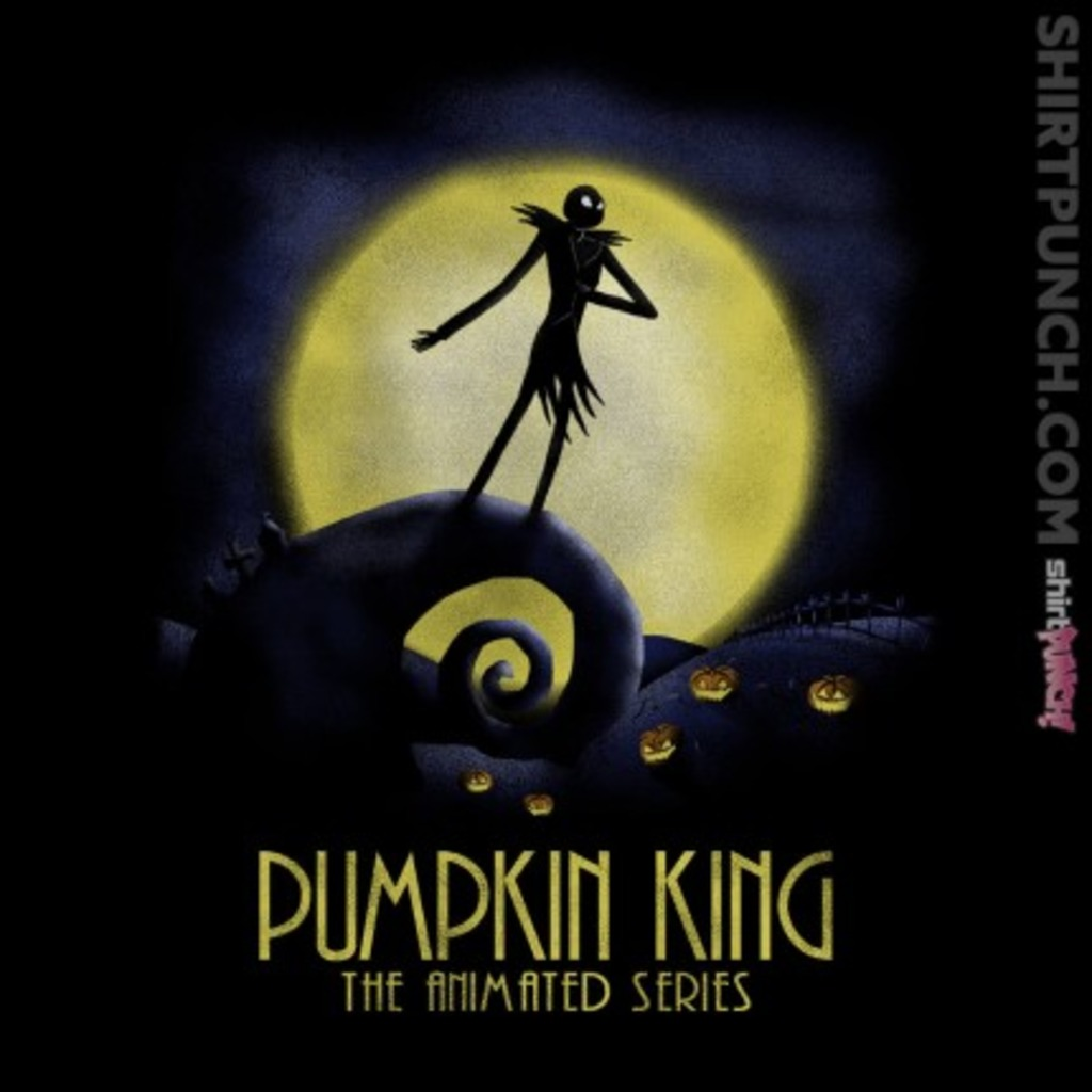 ShirtPunch: Pumpkin King