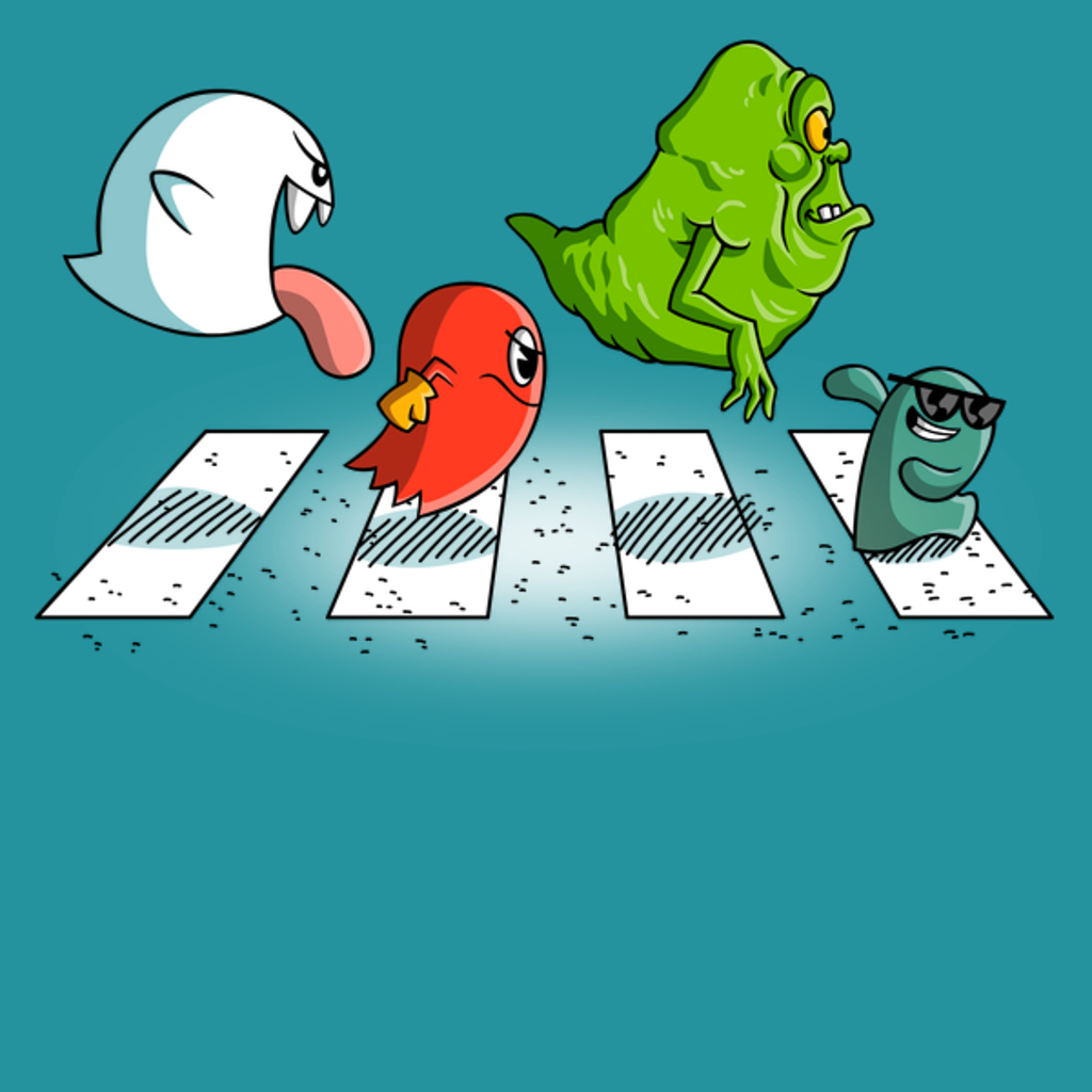 NeatoShop: Ghosts on Abbey Road