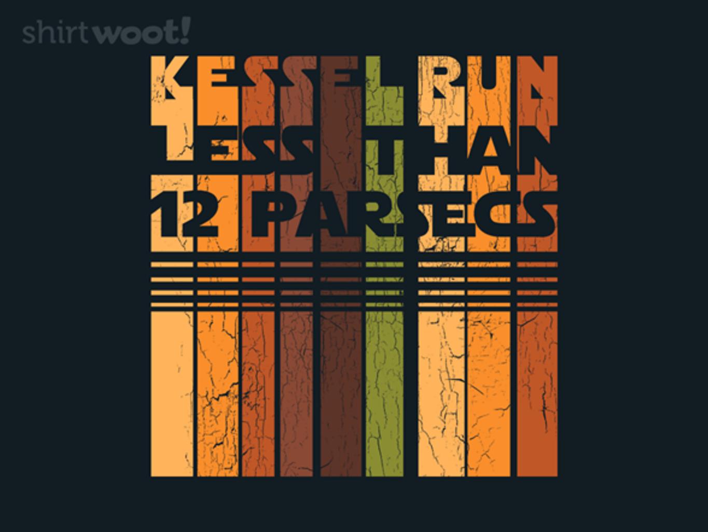 Woot!: Kessel Retro Run - $15.00 + Free shipping
