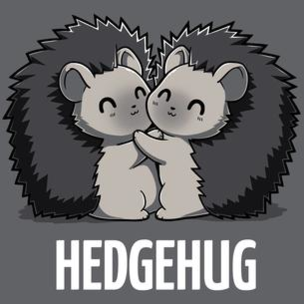 TeeTurtle: Hedgehug
