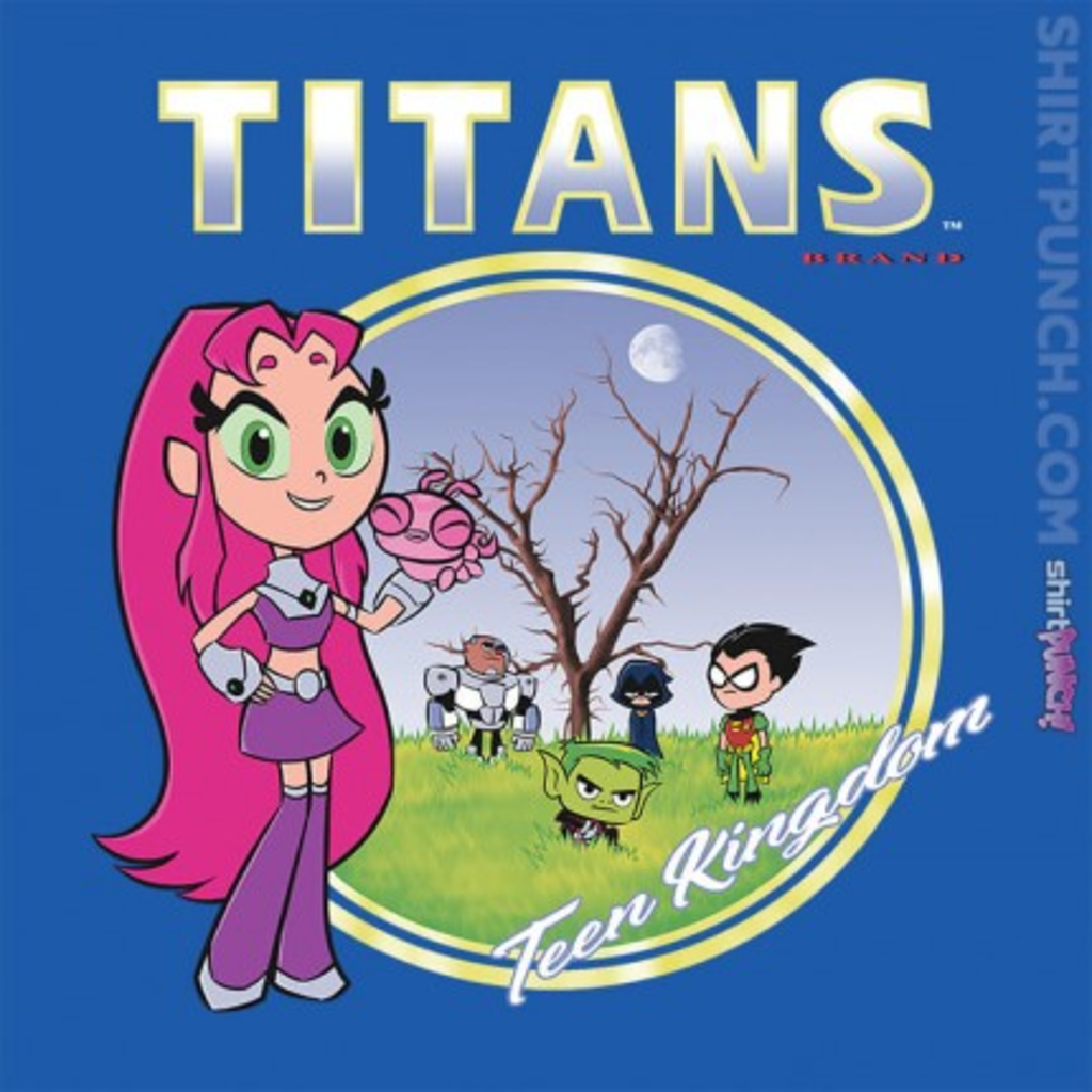 ShirtPunch: TITANS