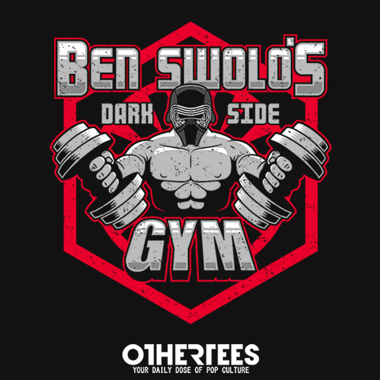 OtherTees: Ben Swolo's Gym