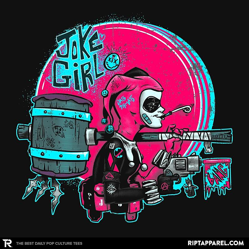 Ript: Joke Girl Bang