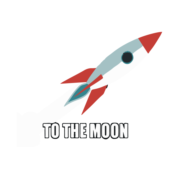 TeePublic: Go to the moon