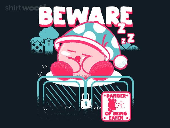 Woot!: Danger of Being Eaten