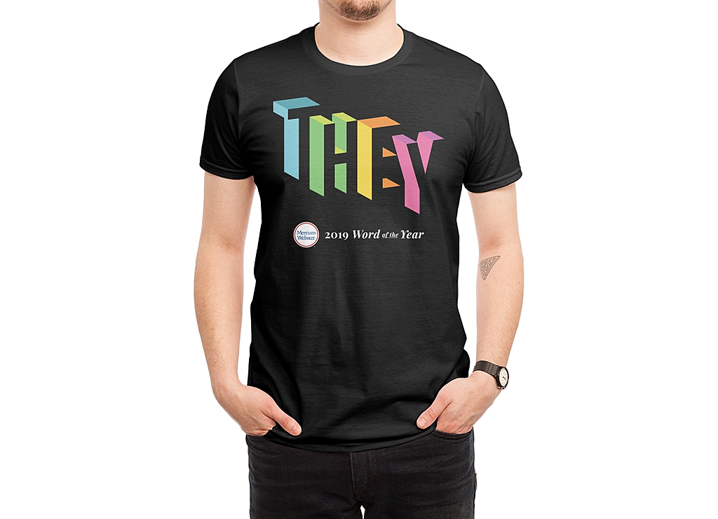 Threadless: THEY letras