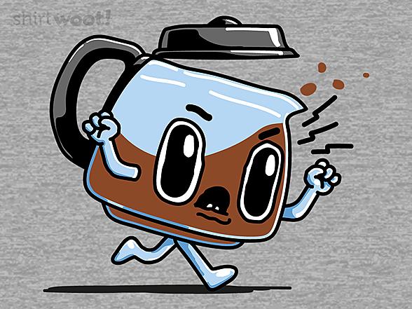 Woot!: Caffeine High
