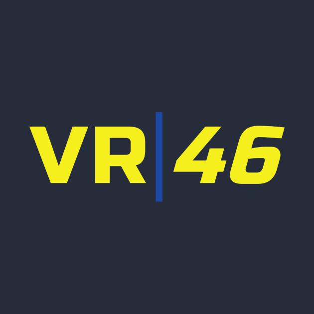 TeePublic: VR 46
