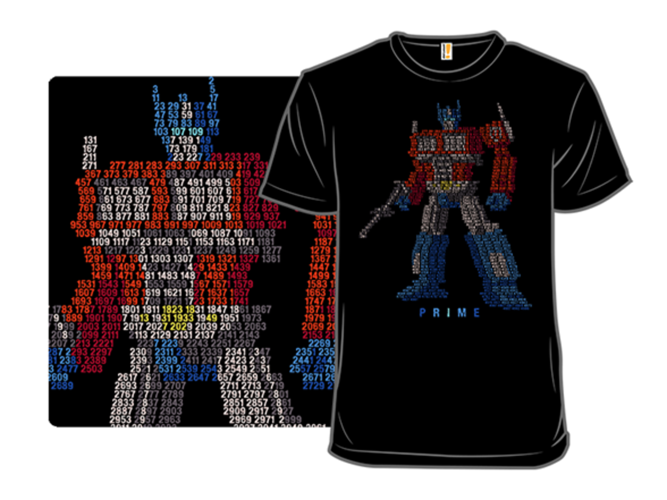 Woot!: Prime I and Prime II