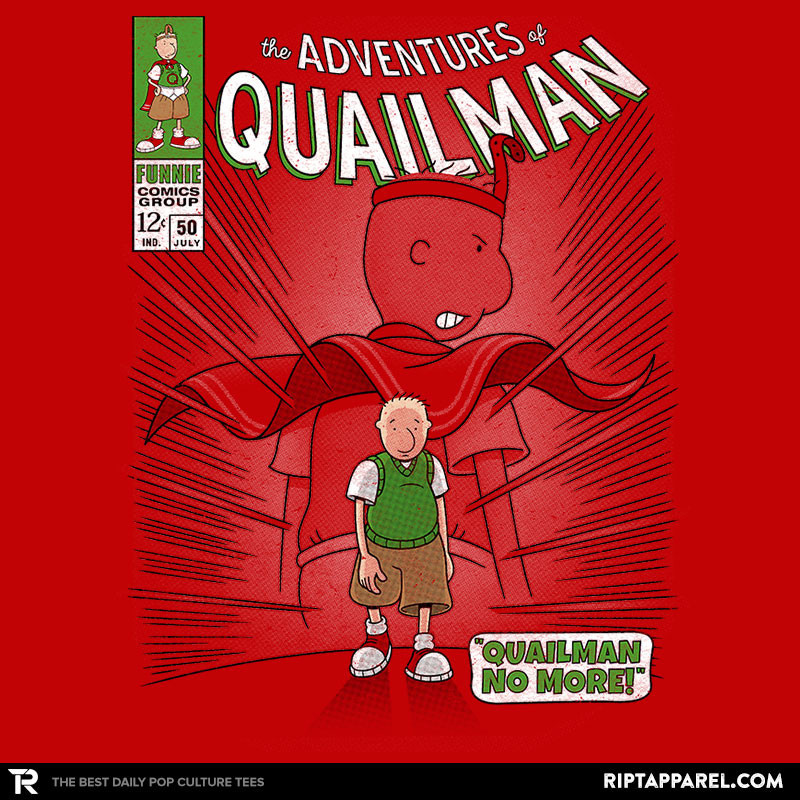Ript: Quailman No More