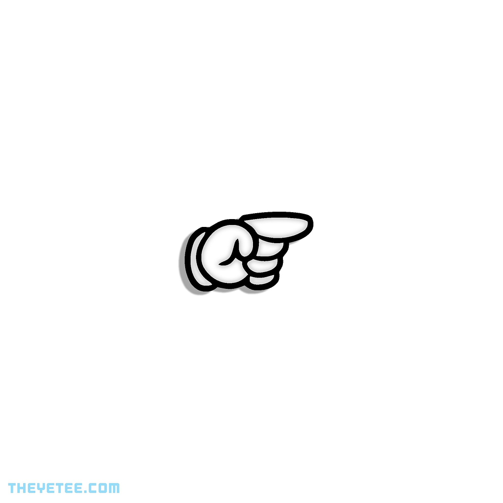 The Yetee: RPG Limit Break Cursor Pin