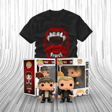 ShirtPunch: True Blood Bundle