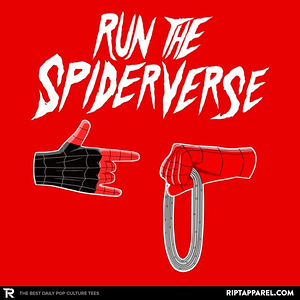 Ript: Run The Spiderverse
