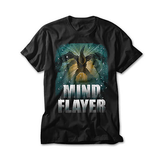 OtherTees: The Mind Flayer