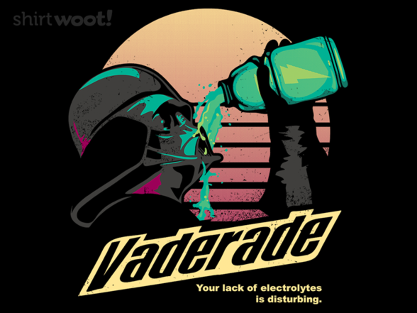 Woot!: Not Your Father's Sports Drink