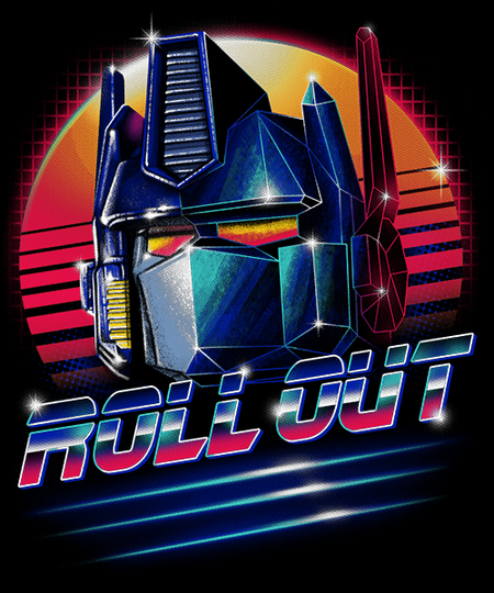 Qwertee: Roll Out