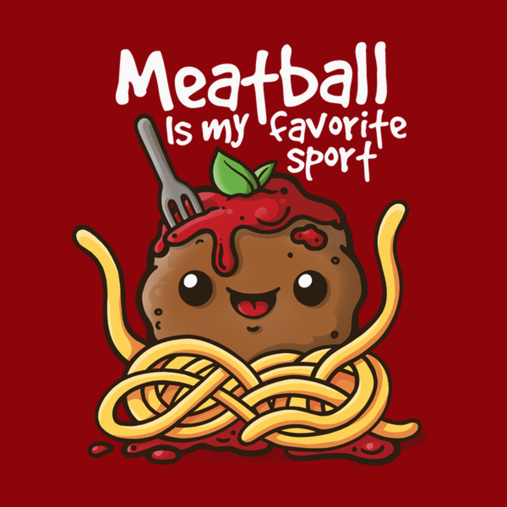 NeatoShop: Meatball best sport