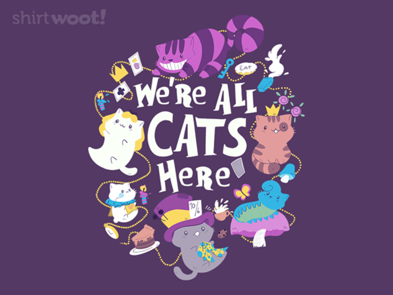 Woot!: We Are All Cats Here