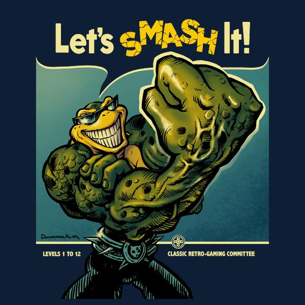 NeatoShop: Rash Can Smash