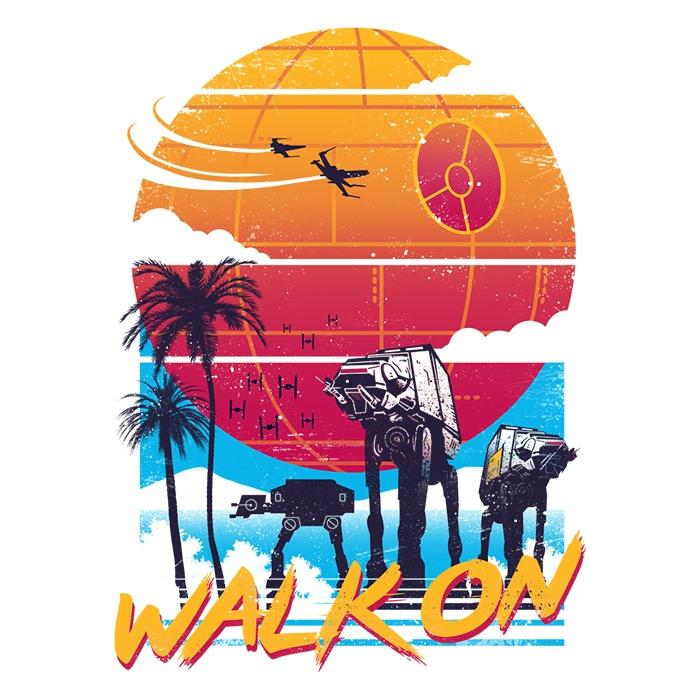 Once Upon a Tee: Walk On
