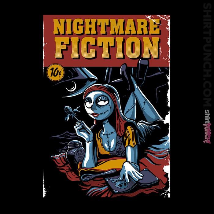 ShirtPunch: Nightmare Fiction