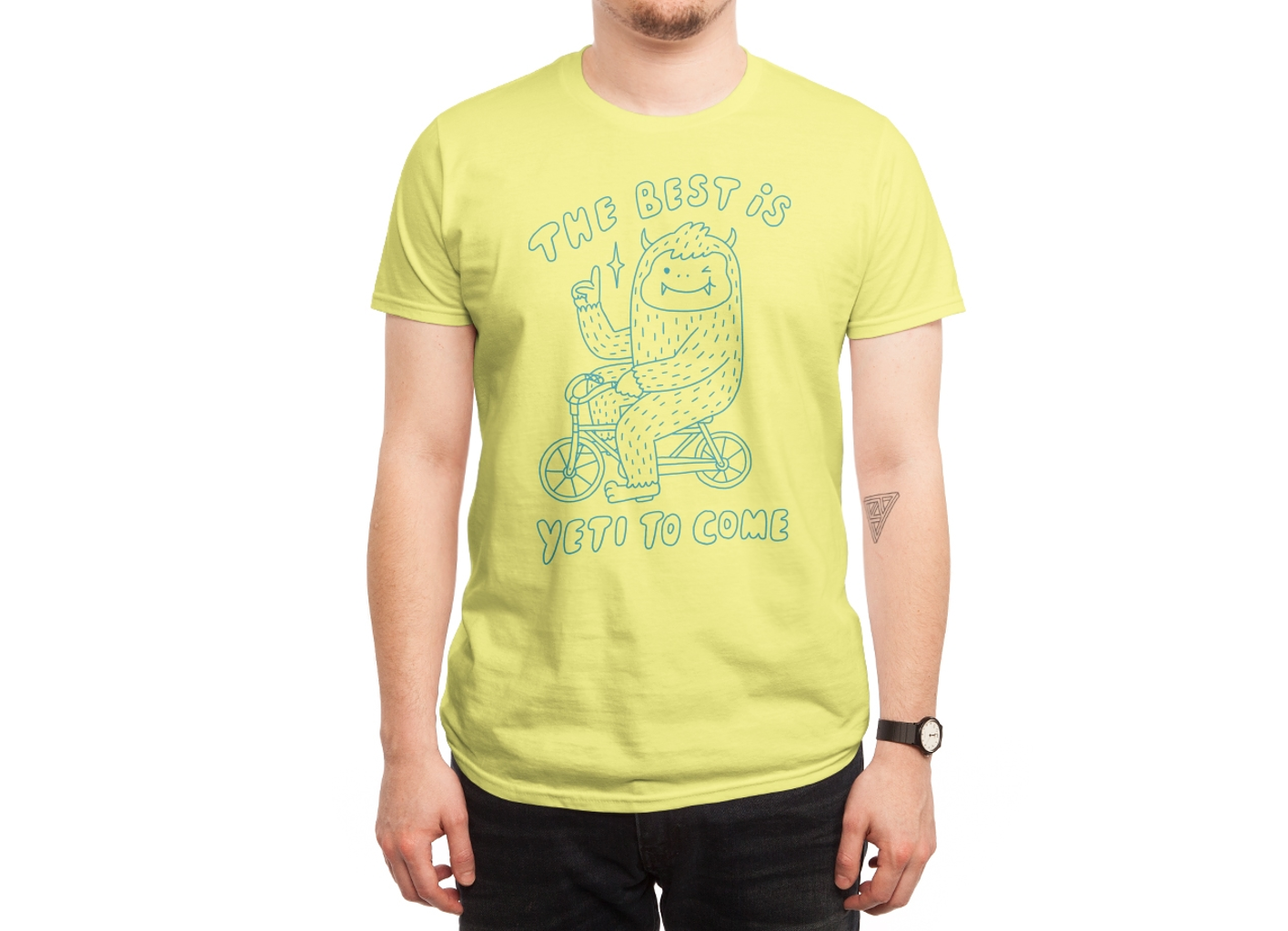 Threadless: The best is Yeti to come