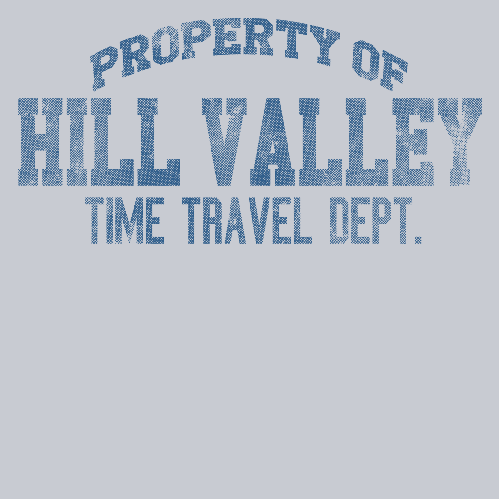 Pop-Up Tee: Hill Valley HS